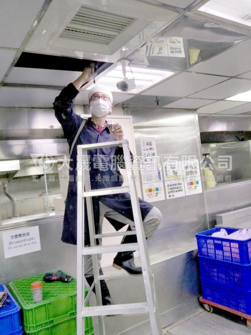監視器工程▸永潤食品