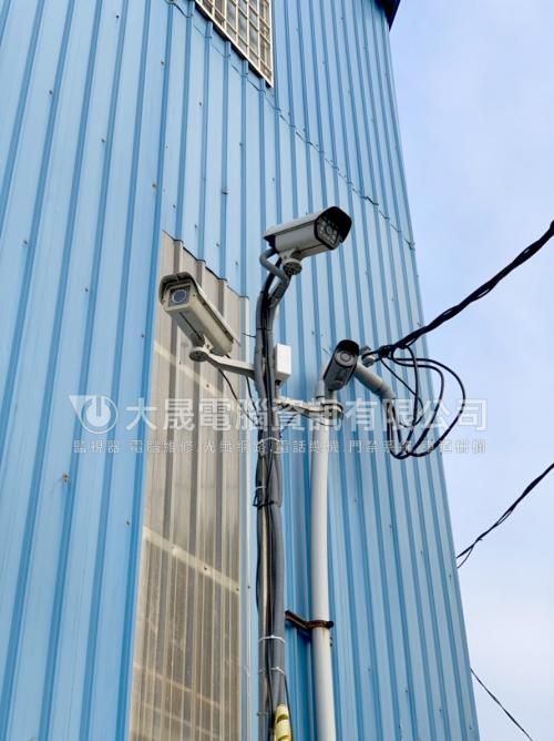 桃園監視器工程▸全日物流