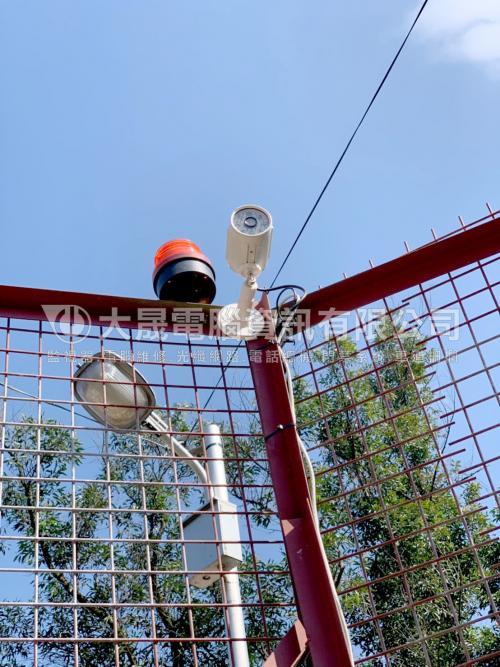 監視器工程▸呈豐營造工地