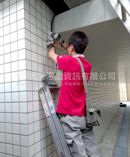 桃園監視器工程▸中興國中