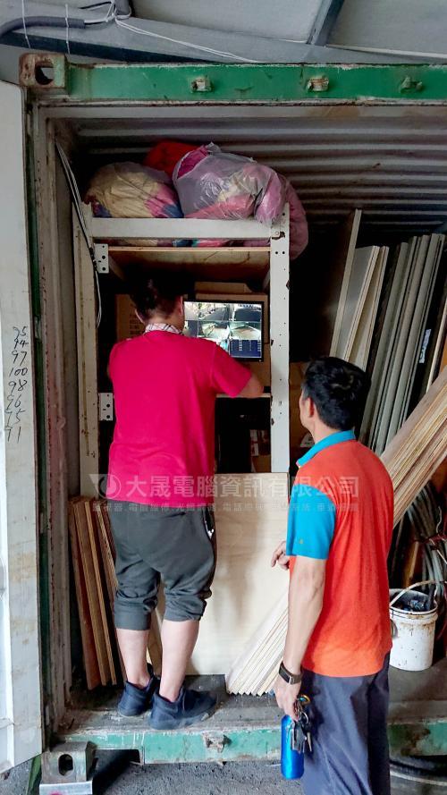 監視器工程▸大中華停車場