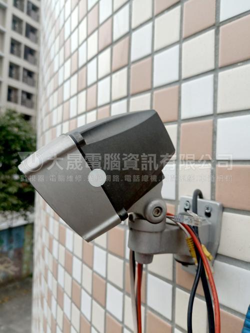 監視器工程▸桃園中興國中