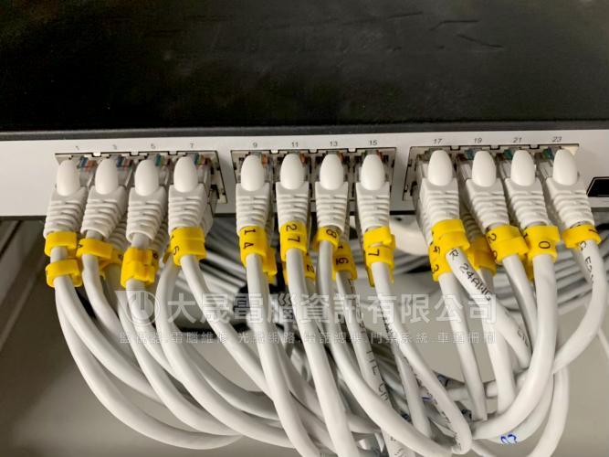 網路工程▸湧德電子