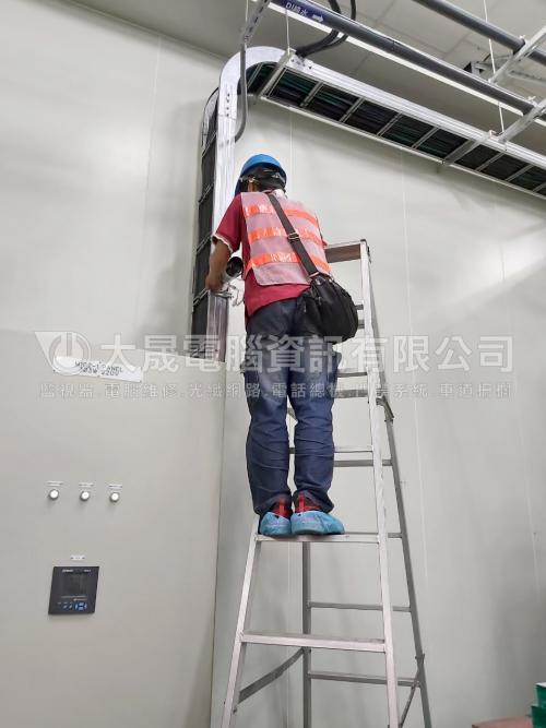 監視器工程▸台灣日鑛