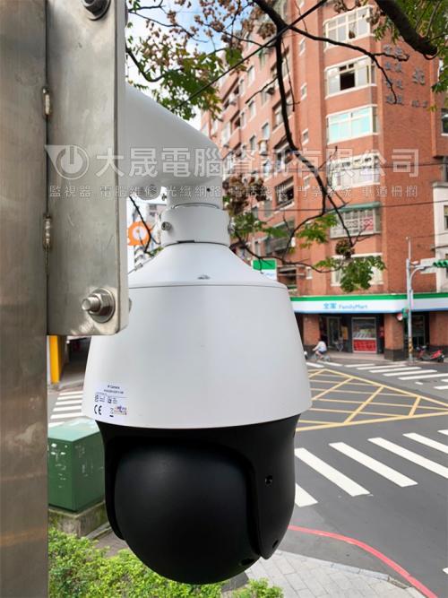 監視器安裝工程▸桃園南崁國小
