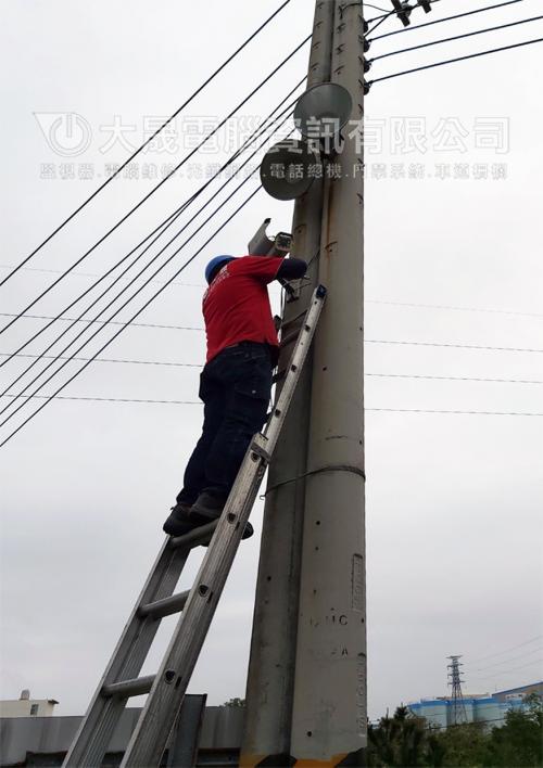 監視器系統工程▸東和鋼鐵