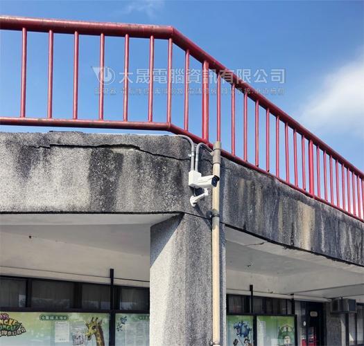 監視器安裝工程▸六福村